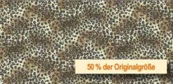 Orthesen Farbmuster Leopard